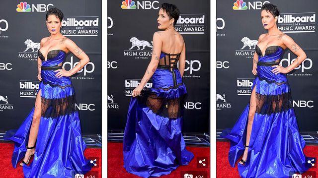 Những bộ cánh xấu nhất trên thảm đỏ Billboard Music Awards 2019 - Hình 2