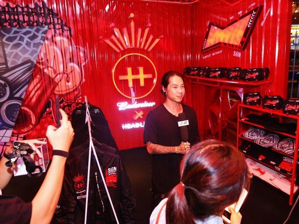 Hàng loạt 'sao' Underground đình đám đại náo BUDX Ho Chi Minh City - Hình 4