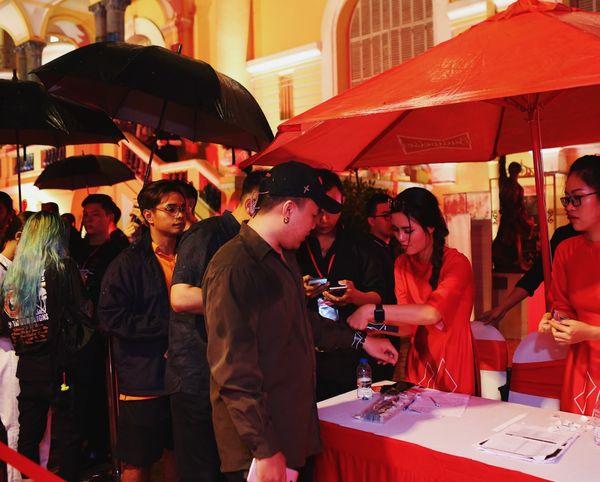 Hàng loạt 'sao' Underground đình đám đại náo BUDX Ho Chi Minh City - Hình 1
