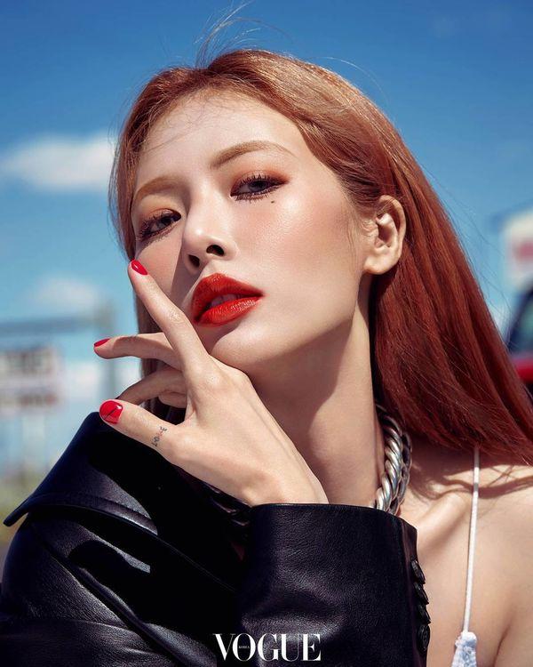 Mặc thiên hạ bàn tán, HyunA ngày càng nhuận sắc, trúng hợp đồng quảng cáo lớn - Hình 2