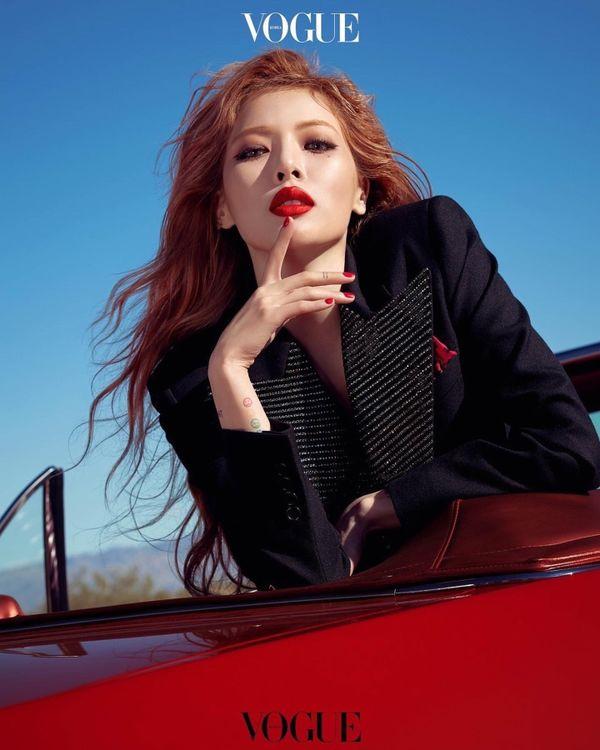 Mặc thiên hạ bàn tán, HyunA ngày càng nhuận sắc, trúng hợp đồng quảng cáo lớn - Hình 4