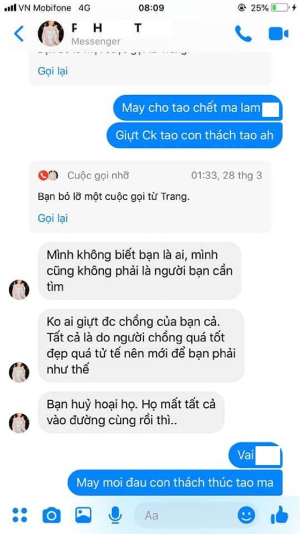 Nóng: Hot girl Phi Huyền Trang chính thức lên tiếng việc lộ clip đi khách và bị tố giật chồng - Hình 5