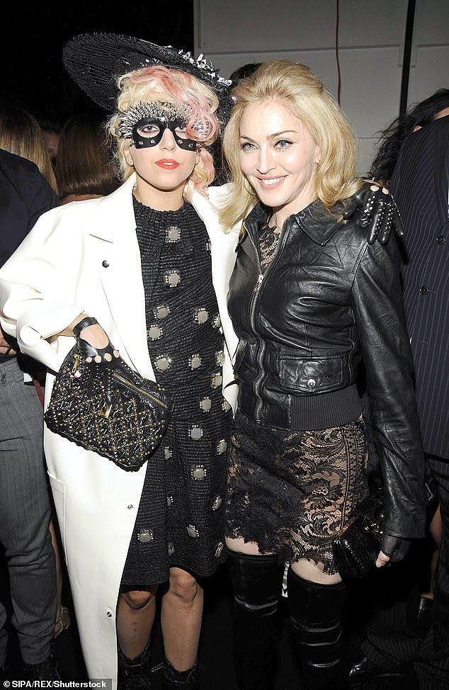Nữ hoàng nhạc pop Madonna 60 tuổi vẫn quá đẹp và quyến rũ - Hình 7