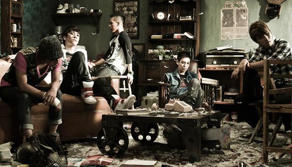 Những MV của BigBang: Loạt bản nhạc bất hủ về 1 đế chế huy hoàng boygroup nhà YG (Từ 2006 - 2012) - Hình 3
