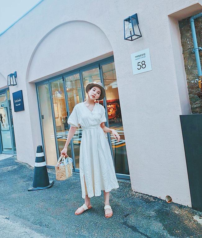 Quanh quẩn với 10 công thức sau, bạn đã mặc đẹp từ công sở ra phố trong suốt mùa hè - Hình 4