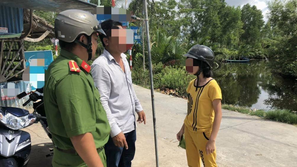 Vụ nữ sinh bị bắt cóc, tự giải thoát ở Cà Mau: Sợ bị mắng nên nói dối - Hình 1