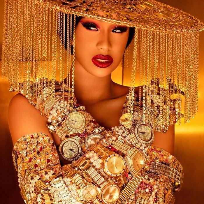 Hội bà mẹ showbiz Cardi B, Beyoncé và Adele được vinh danh trên cộng đồng âm nhạc toàn cầu - Hình 1