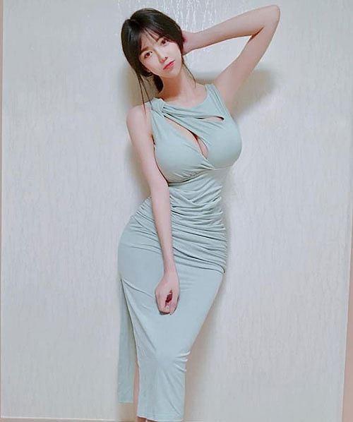 Ngắm nhan sắc nữ MC gợi cảm nhất Hàn Quốc với vòng 1 siêu khủng - Hình 4