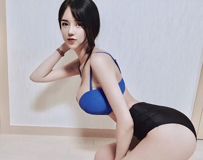 Ngắm nhan sắc nữ MC gợi cảm nhất Hàn Quốc với vòng 1 siêu khủng - Hình 3