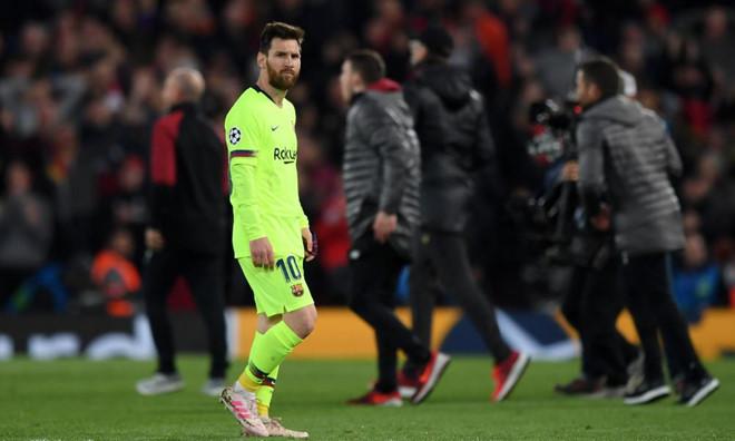 Thất bại của Barca khiến Messi hết cửa giành Quả bóng Vàng? - Hình 2