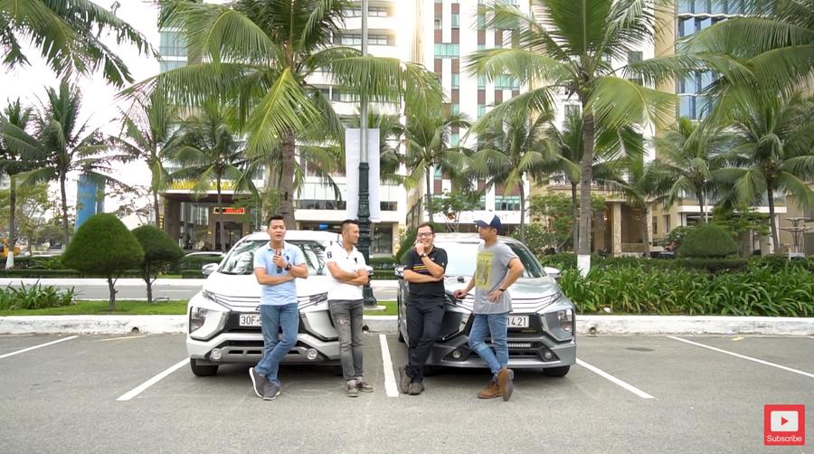 Video 5,4L/100km là mức tiêu hao nhiên liệu của Xpander từ Hà Nội vào Đà Nẵng - Hình 5
