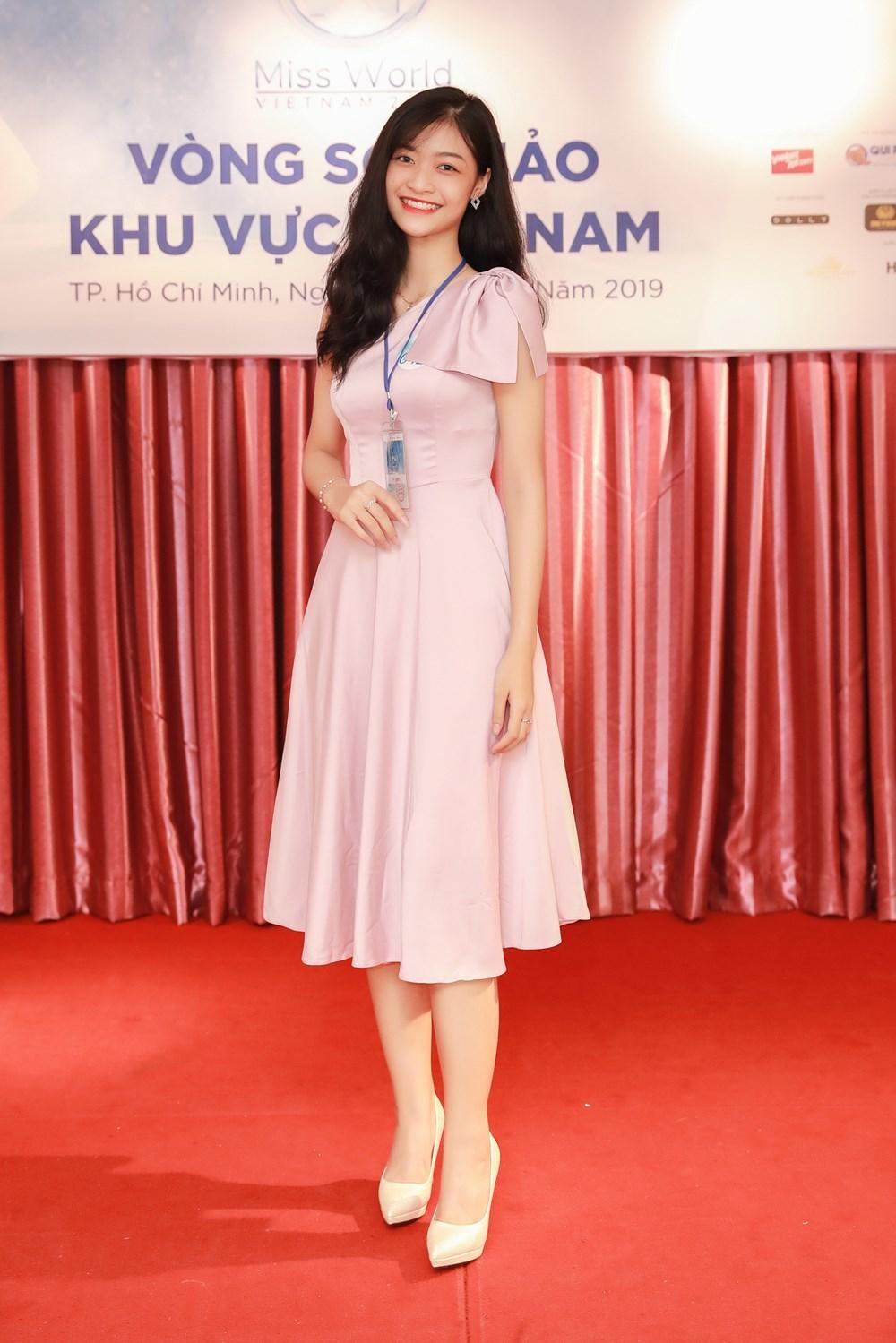 Các thí sinh nổi bật dự Miss World Việt Nam 2019 - Hình 6