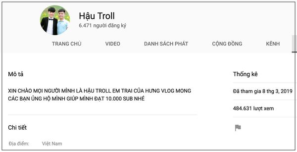 Hé lộ thông tin về cậu con trai thứ hai của bà Tân Vlog - người cũng đang tập tành làm Youtuber - Hình 4