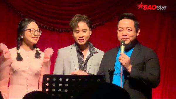 Khoảnh khắc xúc động trong đêm nhạc Phương Mỹ Chi: Quang Lê nhận Quang Nhật làm con nuôi trước sự chứng kiến của ba ruột - Hình 2