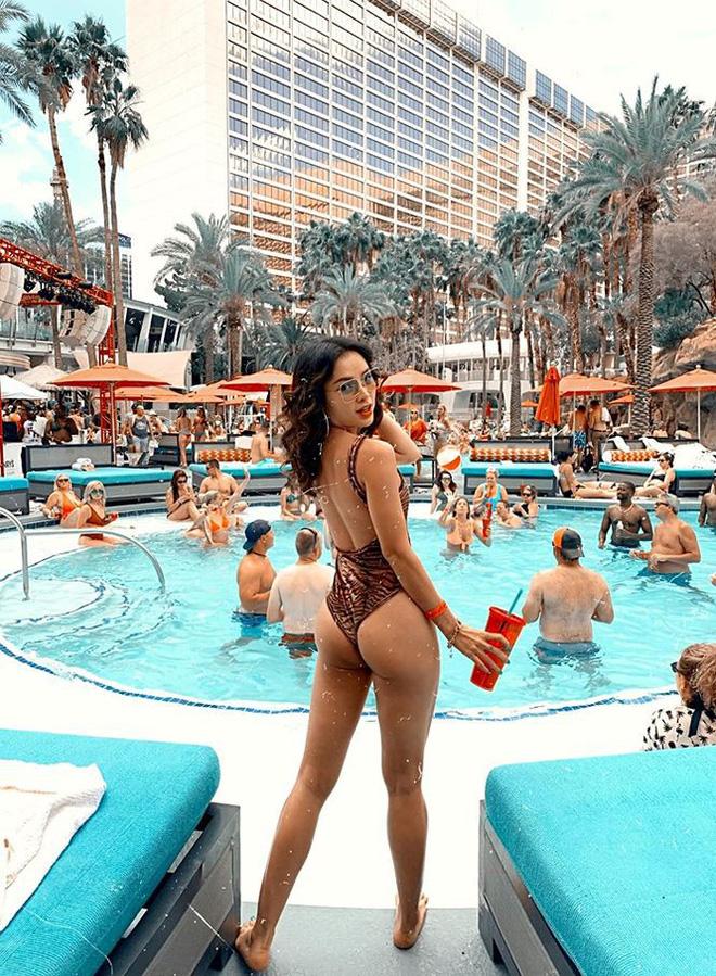 Phương Trinh Jolie tung ảnh bikini khiến cánh mày râu chao đảo - Hình 6