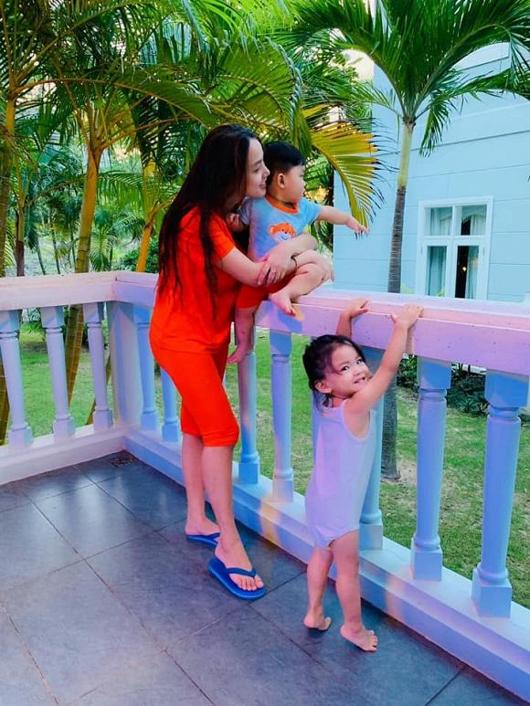 Sinh con chưa đầy một tháng, Hải Băng giảm liên tù tì 8kg, càng sốc hơn với số kí tiếp theo cô muốn giảm - Hình 2