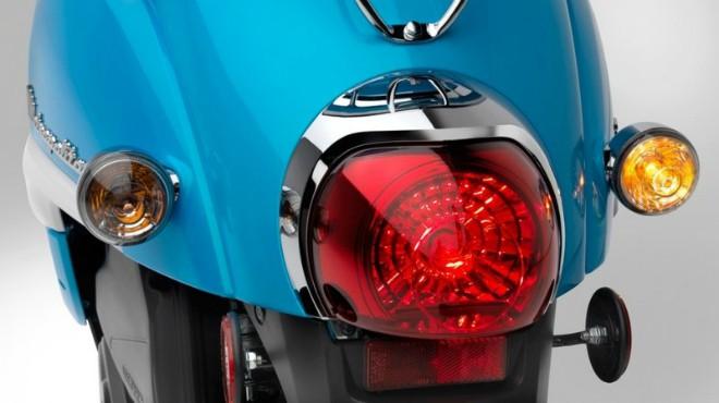 2019 Honda Metropolitan giá 58,5 triệu đồng so kè Vespa Primavera 50 - Hình 6
