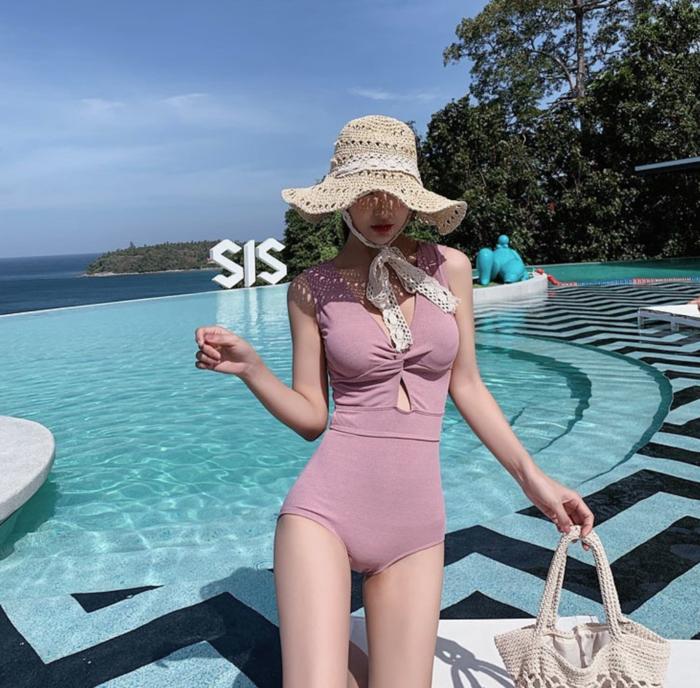 5 mẫu bikini giúp các nàng giấu nhẹm vòng 2 đẫy đà lấy lại eo thon chỉ trong tích tắc - Hình 20