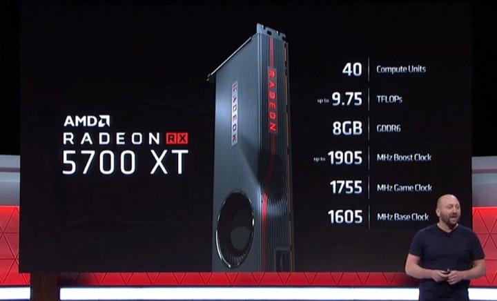 AMD ra mắt GPU Radeon RX 5700 XT, giá 450 USD - Hình 1