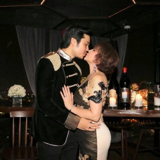 Chia tay nữ tỷ phú U60, Vũ Hoàng Việt khoe có bạn gái trẻ đẹp, dễ thương - Hình 2