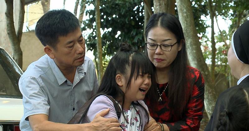Đánh Cắp Giấc Mơ tập 2 - Hải Vân dựa hơi Khánh Quỳnh, đánh bại mẹ thiên hạ nhí Thu Hoài - Hình 5