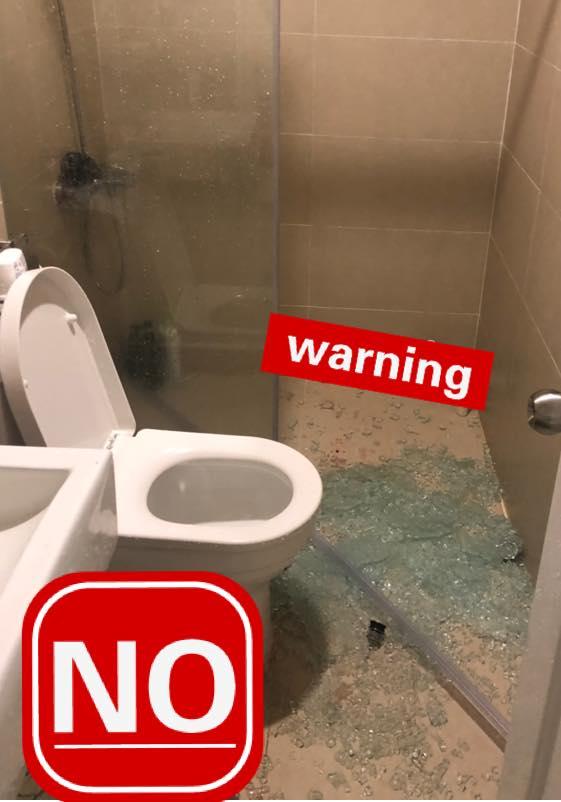 Diễn viên Anh Đức nhập viện may nhiều mũi vì cửa nhà tắm bị vỡ khiến mảnh kính bắn vào người - Hình 1