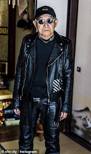 Được cháu trai hậu thuẫn, ông giáo 84 tuổi trở thành ngôi sao thời trang với biệt danh cụ ông sành điệu nhất Nhật Bản, đốn tim hàng trăm ngàn người - Hình 9