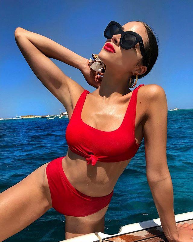 Hoa hậu chân ngắn Olivia Culpo lột xác thành người mẫu bốc lửa - Hình 5