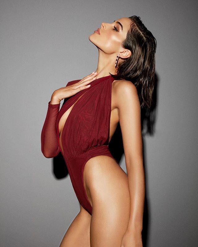 Hoa hậu chân ngắn Olivia Culpo lột xác thành người mẫu bốc lửa - Hình 12