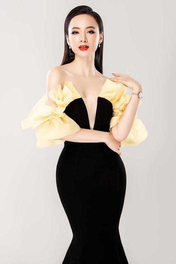 Hoa hậu Hương Giang cãi lời nhà thiết kế, tự biến tấu váy áo và đây là cái kết - Hình 1