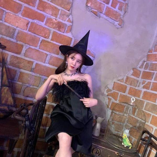 Hyomin khiến nhiều người mê mẩn nhan sắc ngọt ngào khi hóa thân thành cô phù thủy nhỏ - Hình 7