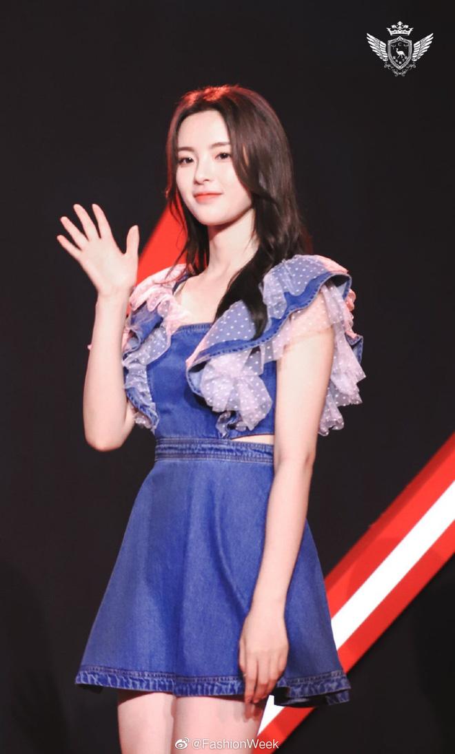 Mặc đồ Taobao rẻ tiền đi thảm đỏ sự kiện, mỹ nhân bất tài Dương Siêu Việt vẫn gây sốt toàn Weibo bởi sắc vóc hoàn mỹ - Hình 9