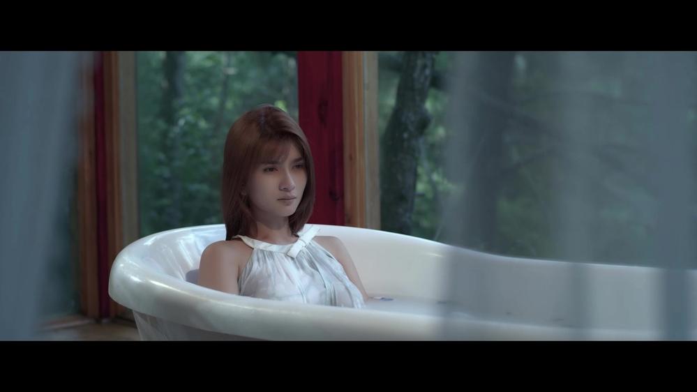 Nguyên Vũ nhá hàng chuyện tình đẫm nước mắt cùng Kim Tuyến trong teaser MV mới - Hình 6