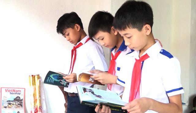 Phú Yên: Chàng trai học đến lớp 9 lập thư viện miễn phí cho người dân vùng cao - Hình 3