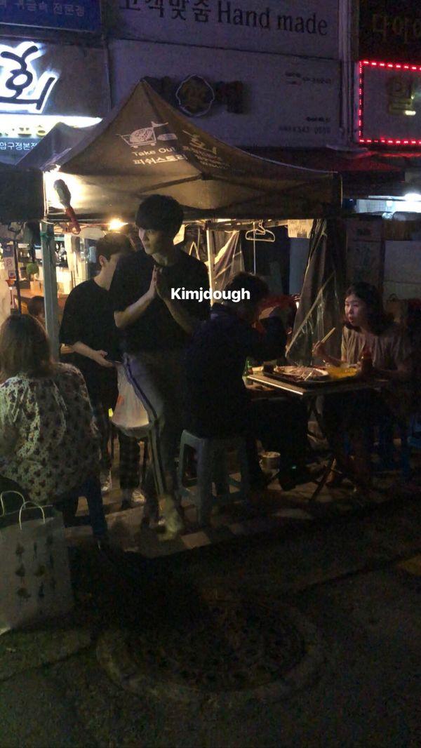 Sau trận chiến trên Produce X 101, đây là cuộc sống của Kim Yo Han, Kim Woo Seok và Kim Min Kyu - Hình 12