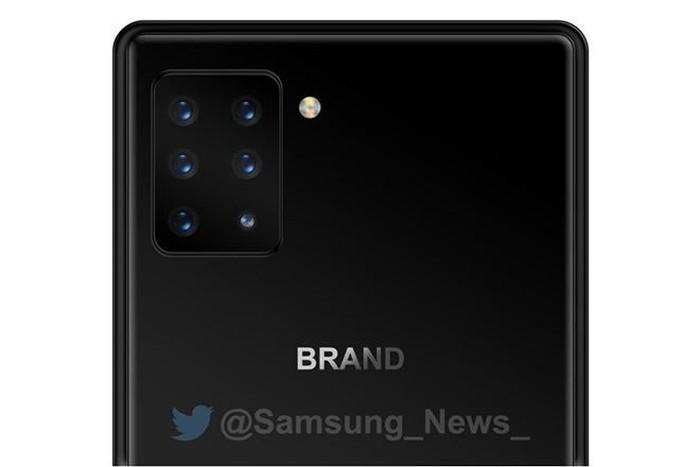 Sony sắp có siêu phẩm smartphone trang bị đến 6 camera sau - Hình 1
