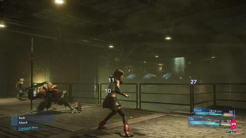 Tifa và Aerith so kè tài sắc một 9 một 10 trong trailer giới thiệu cận cảnh gameplay của Final Fantasy 7 Remake - Hình 4