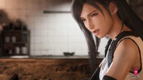 Tifa và Aerith so kè tài sắc một 9 một 10 trong trailer giới thiệu cận cảnh gameplay của Final Fantasy 7 Remake - Hình 6