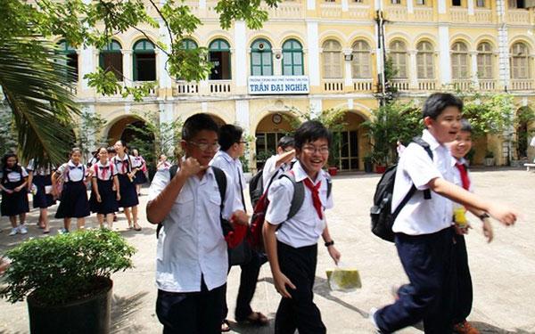 4.100 học sinh TPHCM thi vào lớp 6 trường chuyên Trần Đại Nghĩa - Hình 1