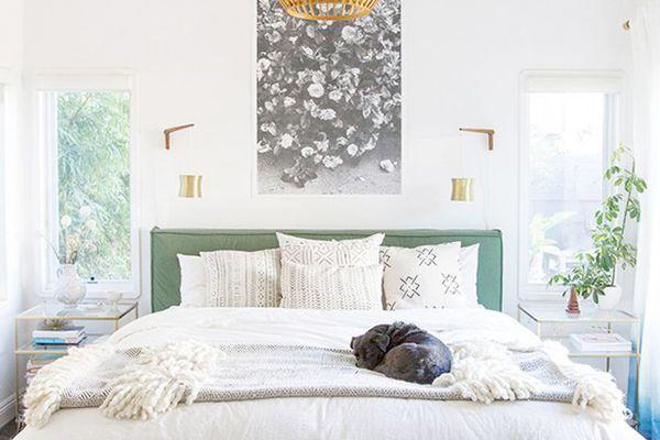 Bí quyết phong thủy phòng ngủ cho đời sống vợ chồng viên mãn - Hình 2