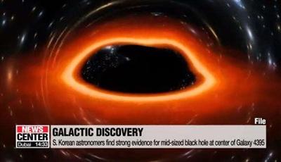 Các nhà khoa học Hàn Quốc lần đầu phát hiện hố đen khối lượng trung bình - Hình 1
