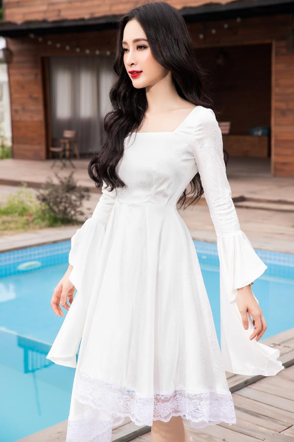 Chị em Angela Phương Trinh gợi ý mặc đẹp cùng váy mùa hè - Hình 3