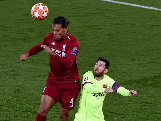 Đá tảng khiến Messi - Ronaldo im tiếng: Van Dijk quá hay, Quả bóng vàng dễ trao tay - Hình 2