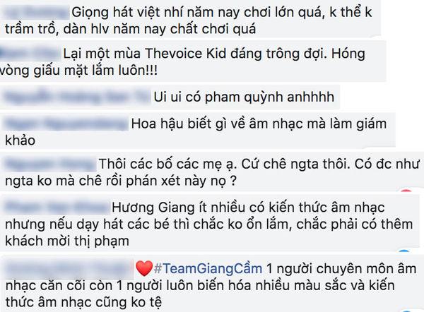 Dân mạng tranh luận về dàn HLV Giọng hát Việt nhí 2019: Mùa giải mới đầy sức hút? - Hình 2