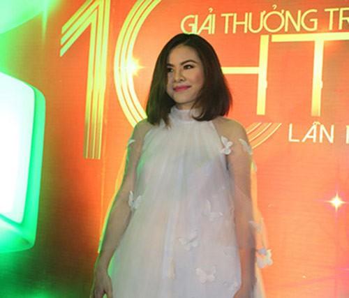 Điểm danh dàn sao Việt khi mang bầu nhan sắc tuột dốc không phanh, xấu đến mức không nhận ra - Hình 7