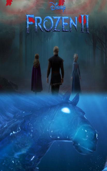 Giải mã về nguồn gốc của chú ngựa nước Nokk trong trailer mới nhất của bộ phim Frozen 2 - Hình 2