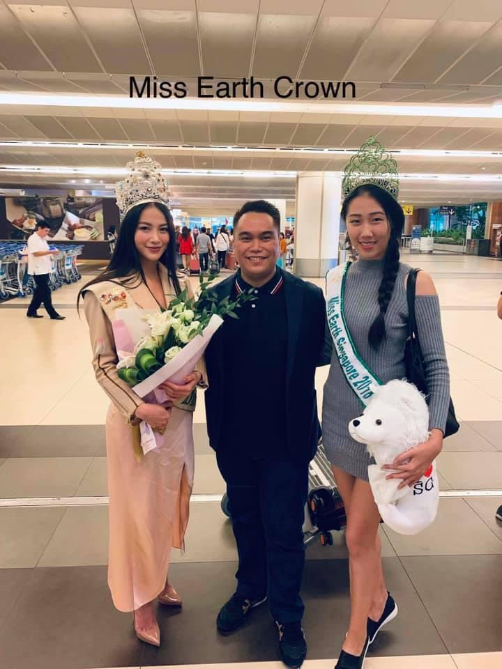 Hoa hậu Phương Khánh làm giám khảo Miss Earth Singapore 2019 - Hình 5