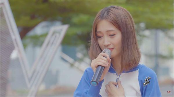 Juky San đích thị là nàng thơ của The Voice 2019 - Hình 3