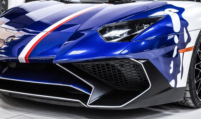 Lamborghini Aventador SV độc nhất của đại gia Việt Nam - Hình 4