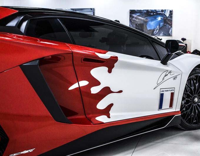 Lamborghini Aventador SV độc nhất của đại gia Việt Nam - Hình 5